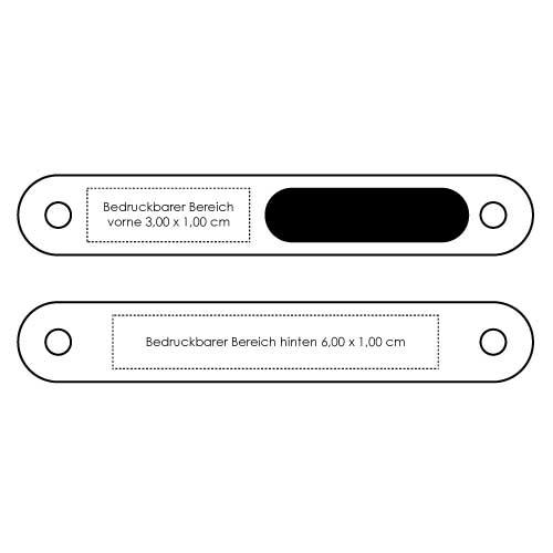 Filerex abheftbare USB Sticks; USB zum Abheften; White and Black Edition; für USBfix, EasyOrdne, bedruckbarer Bereich Filerex
